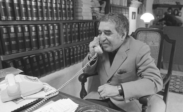 مصاحبه گابریل گارسیا مارکز